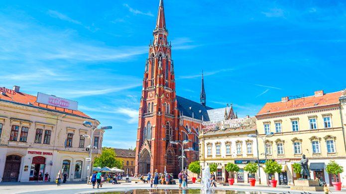 Slavonija putovanja