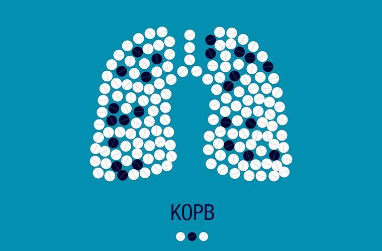 kronicna opstruktivna plucna bolest KOPB