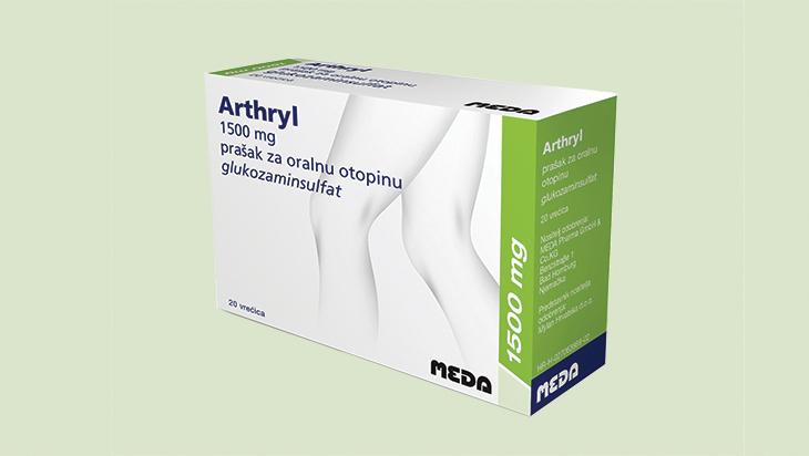 ARTHRYL-pakiranje