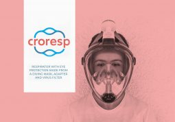 CroResp respirator pandemija koronaviruskoronavirus 1