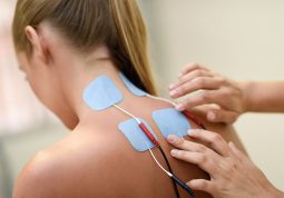 EMS metoda trening zglobovi elektrostimulacija TENS fizikalna terapija