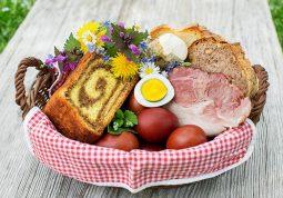 Uskrs sunka jaja kolaci specijaliteti