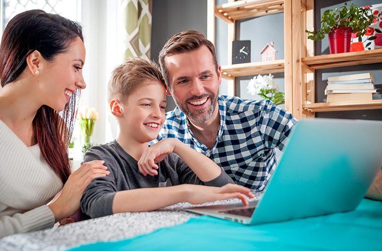 skola na daljinu ucenje preko interneta sigurnost komunkacija roditelji djeca