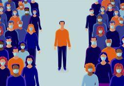 stigmatizacija koronavirus covid-19 osuda okoline