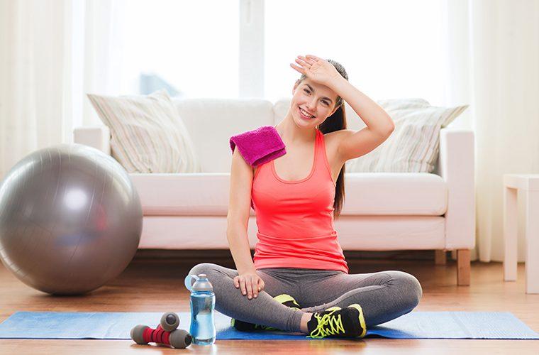 vjezbanje higijena sport COVID-19 zdravlje