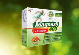 Magnezij, b kompleks
