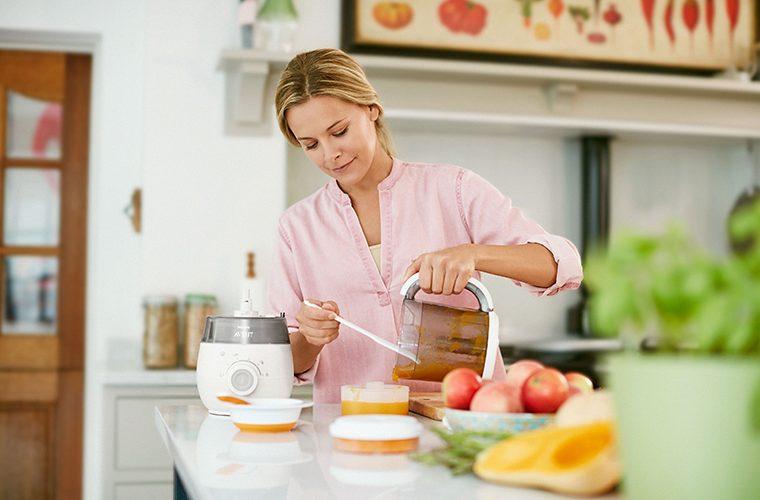 Philips Avent 4-u-1 zdravo kuhanje nagradivanje