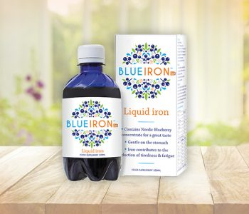 blueiron zeljezo umor imunitet anemija mineral