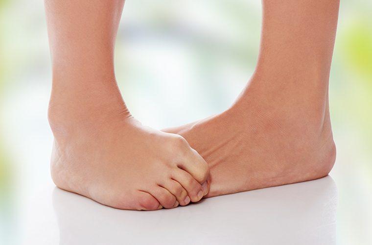 deformacije stopala prsti problem bolovi