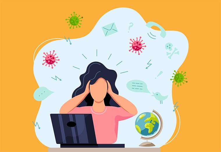 prezasicenost informacijama infodemija lazne vijesti anksioznost informacije
