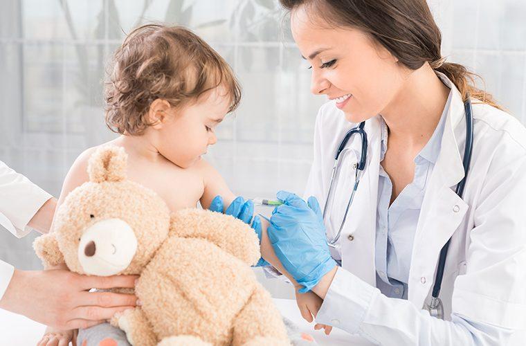 cijepljenje redovito cijepljenje djece COVID-19