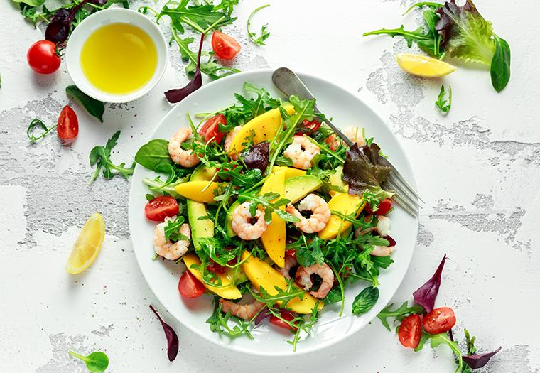 ljeto ljetna prehrana hladna jela recepti namirnice ljetne salate