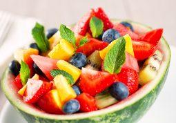 vocna salata ljeto voce osvjezenje salate