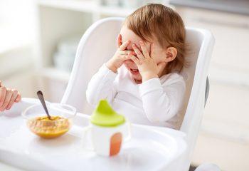 poremecaji hranjenja razvoj djeteta beba odbija hranu