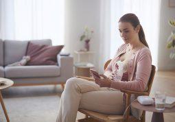 elektricna izdajalica Philips Avent izdajanje majcino mlijeko dojenje majcinstvo