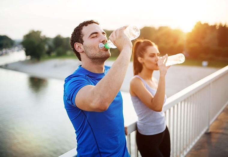hidracija hidratacija dehidracija dehidriranost sport vjezbanje