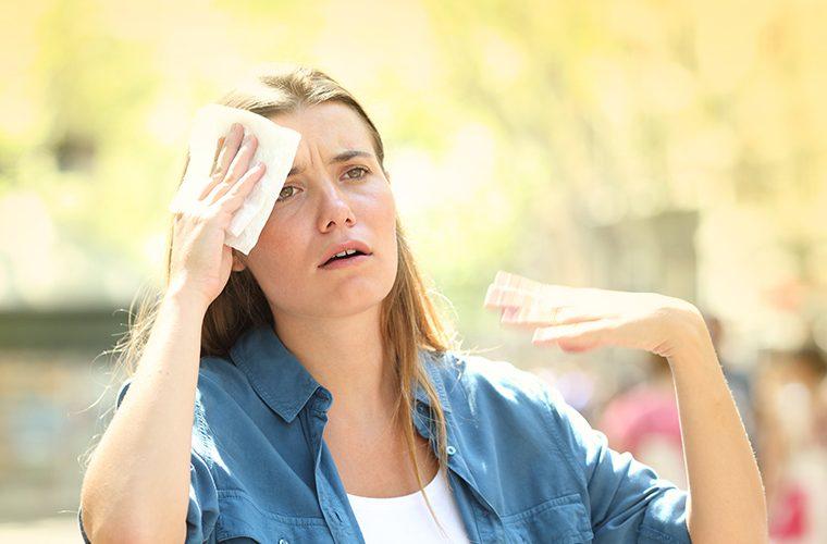 suncanica simptomi suncanice vrucine toplinski udar toplinski grcevi toplinska iscrpljenost