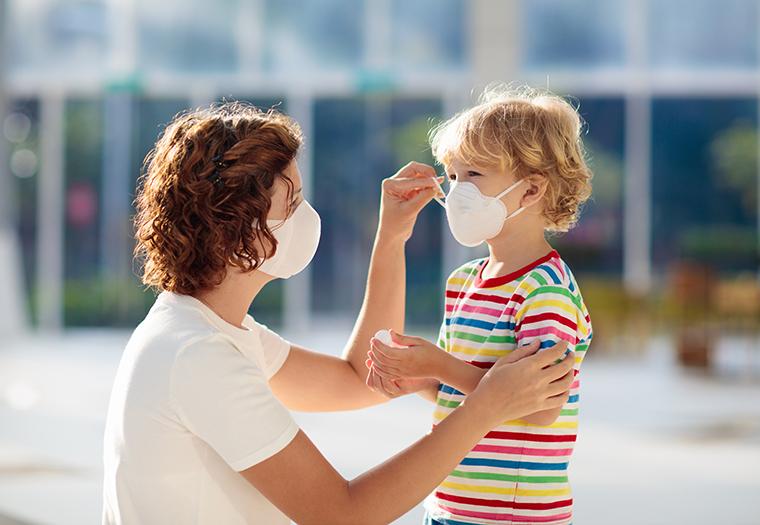 tko ne treba nositi masku zastitne maske epidemija koronavirusa koronavirus koza lica