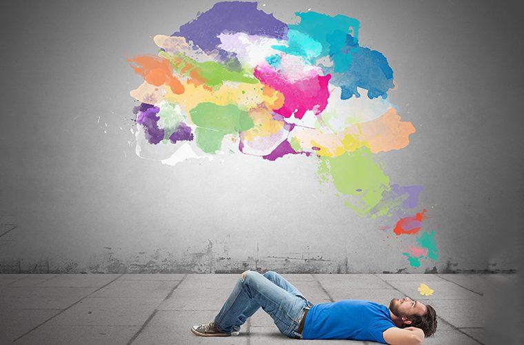 opustanje kreativnost ideje um mozak mindfulness inspiracija