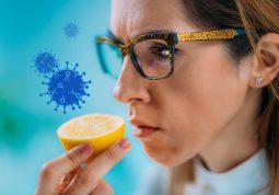 njuh gubitak njuha koronavirus simptomi koronavirusa covid-19 ace-2