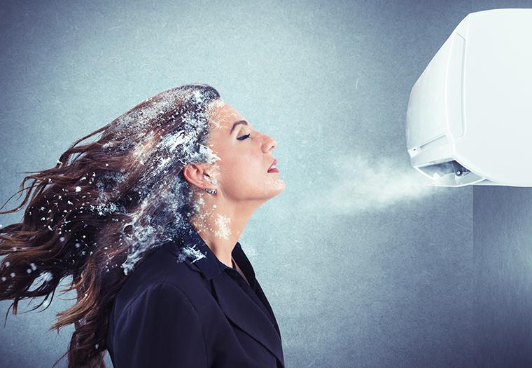 ljetne vrucine toplinski udar hladenje unos tekucine klima uredaji