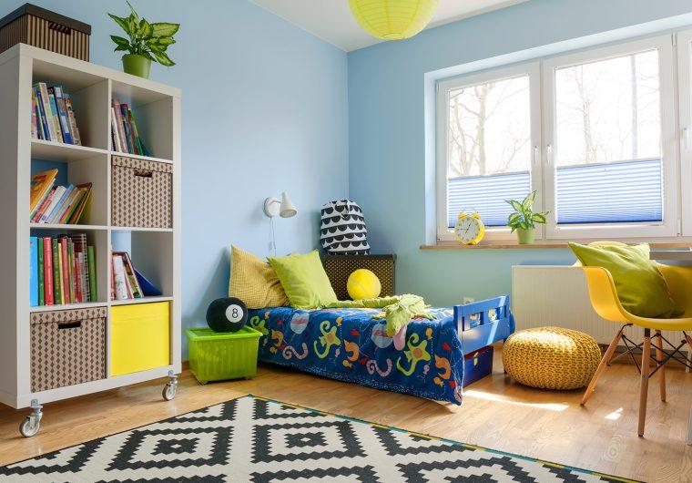 soba skolarca kutak za ucenje uredjenje sobe za djecu