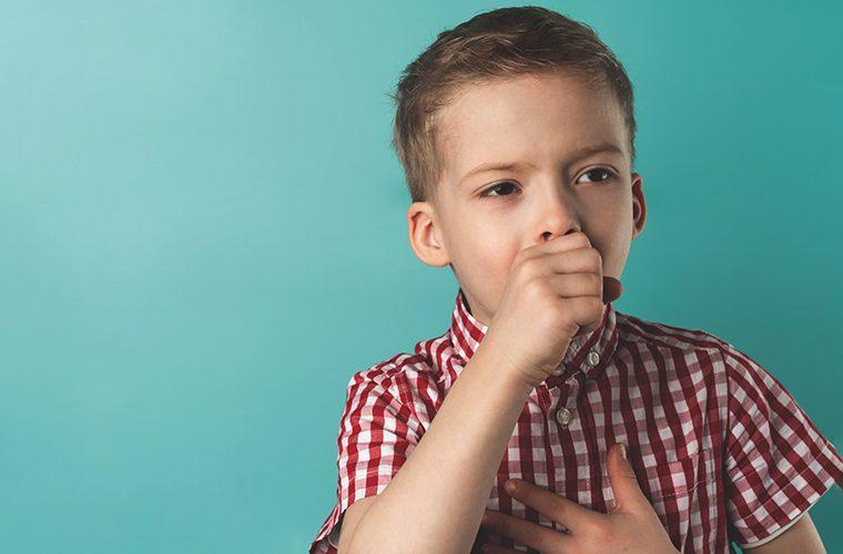 bronhitis kod djece upala bronha kasalj