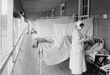 spanjolska gripa pandemija