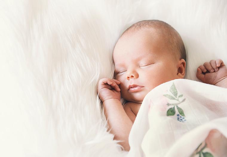zutica kod novorodenceta