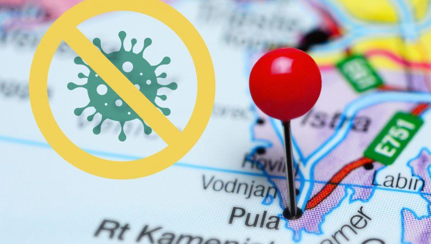 Istra u borbi protiv zaraze koronavirusa