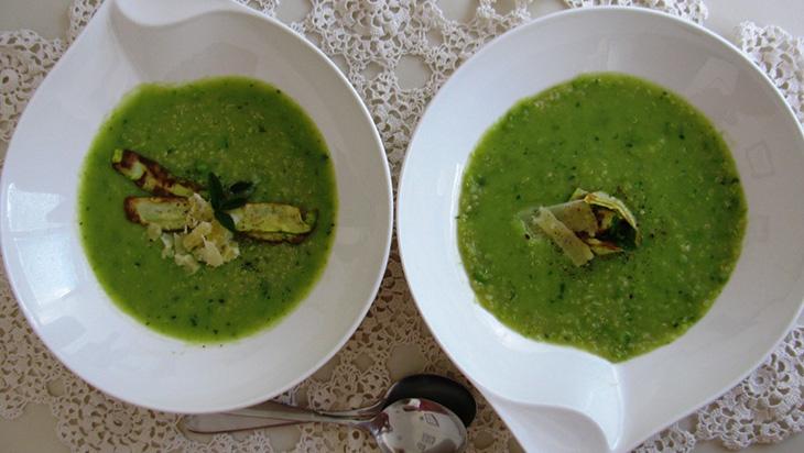 kem juha od tikvica i graha s kvinojom