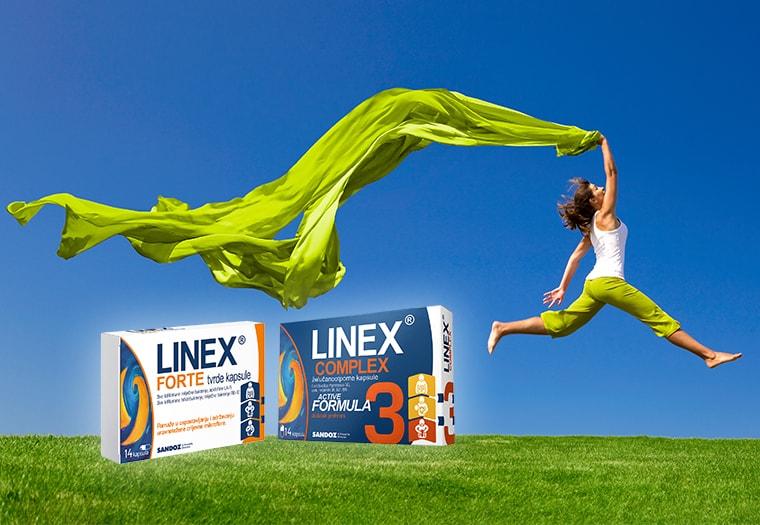 savjetodavna kampanja uzmi Linex rijesi problem