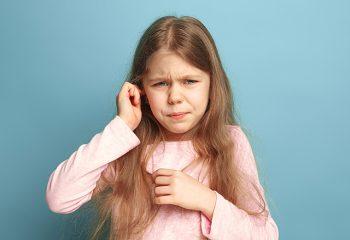 upala uha kod djece