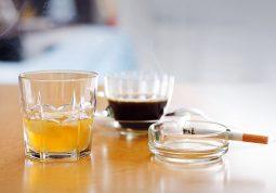 umjerenost pusenje alkohol kava