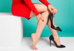 izbor udobne obuce bolovi u nogama