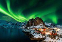 Aurora Borealis polarna svjetlost