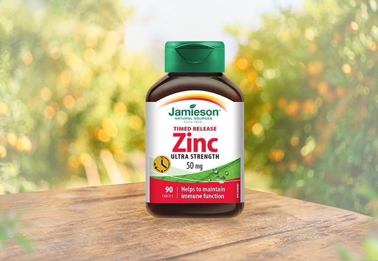 Jamieson Cink 50 mg