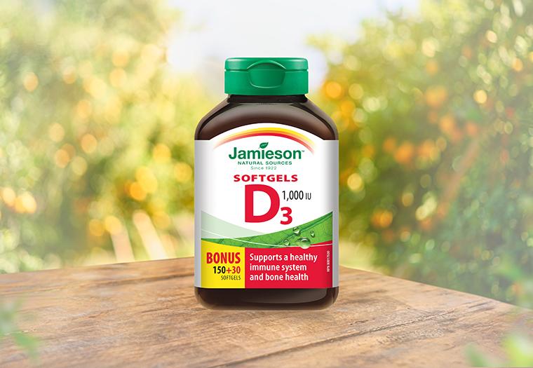 dodatak prehrani Jamieson vitamin D