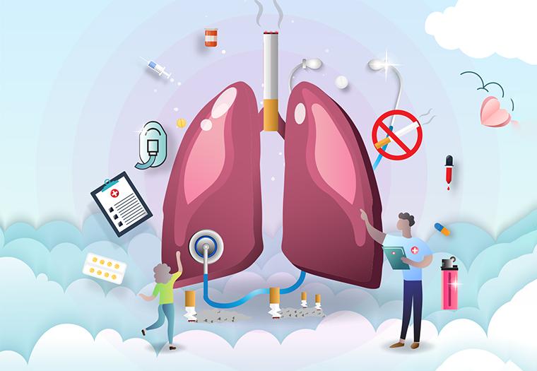 KOPB svjetski dan kronicne opstruktivne plucne bolesti