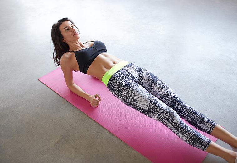 staticke vjezbe cucanj plank