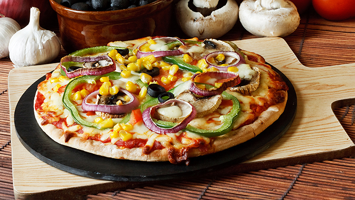 vegetarijanska pizza jela recepti grah varivo kvinoja