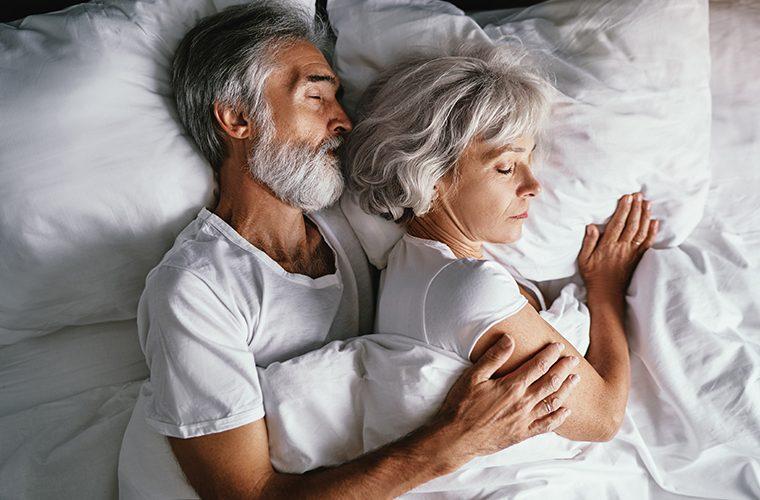 san spavanje starenje dob godine