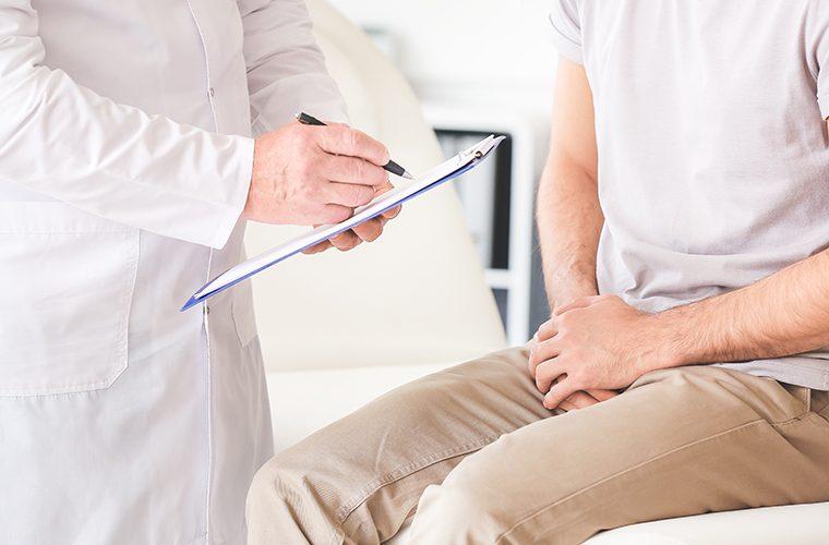 uklanjanje prostate inkontinencija impotencija fizioterapija