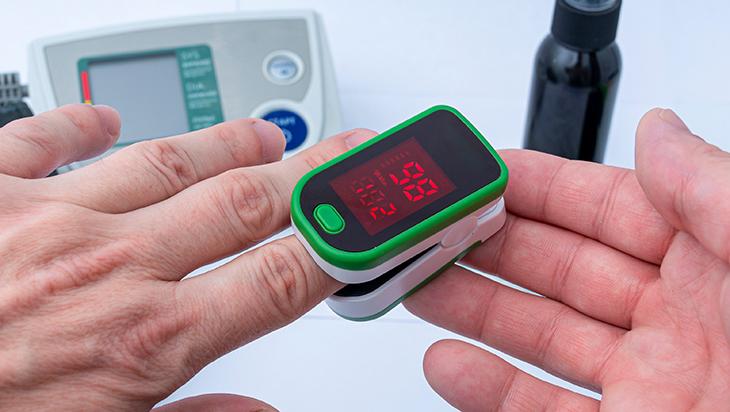 zasicenost krvi kisikom pulsni oksimetar hipoksija hipoksemija2