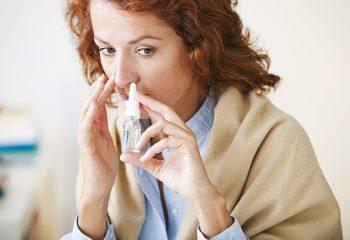 odrzavanje higijene nosa COVID-19 vlaženje ispiranje otopina sprej za nos