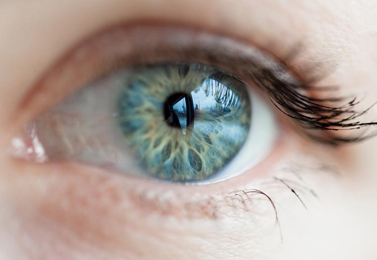 ljudsko oko oci zdravlje mrena