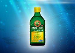ulja jetre bakalara Möller's omega 3 masne kiseline dodatak prehrani