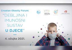 debljina djeca koronavirus imunitet Hrvatski dan osvijestenosti o debljini