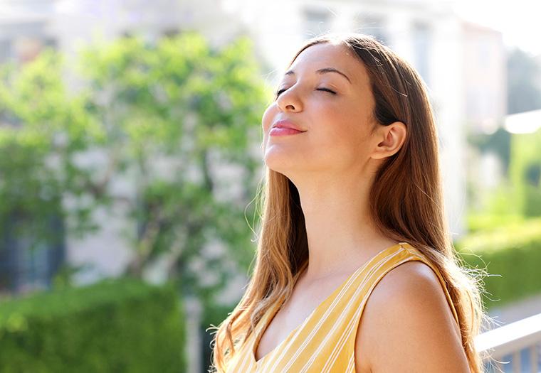 pravilno disanje mrsavljenje gubitak kilograma vjezbe disanja zdravlje