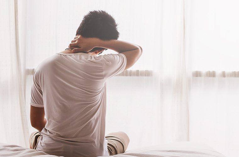 jutarnja ukocenost vrata leđa pomoc vjezbe A-B-C rutina